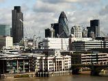 Umzugspläne wegen Brexit: Britische Banken klopfen bei der BaFin an