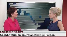 """Sandra Navidi, BeyondGlobal: Brexit """"wird Deutschland nachhaltig treffen"""""""