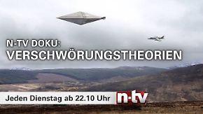 n-tv Doku: Verschwörungstheorien - Schmutzige Politik