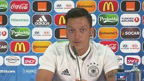 """Wichtiges aus der DFB-Pressekonferenz: Özil: """"Haben das Potenzial, jeden zu schlagen"""""""