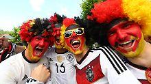 Umfrage: Schafft die deutsche Elf den Einzug ins Halbfinale?