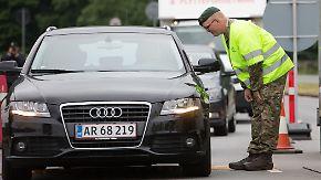 """""""Wir wollen, dass die Grenze ganz zu ist"""": Dänische Heimwehr soll Flüchtlinge abschrecken"""