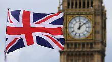 Geschieden sind London und Brüssel noch nicht. Aber sie zanken bereits heftig um ihr gemeinsames Vermögen.