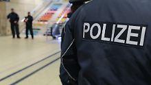 Polizeieinsatz am Hauptbahnhof in Hannover