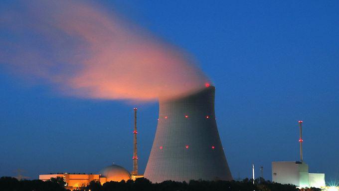 Die Bundesregierung beschloss die Verlängerung der Atomlaufzeiten.