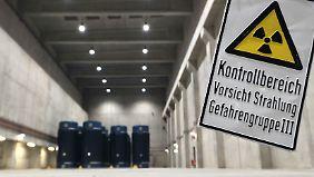 Ergebnisoffene Suche: Kriterien für Atommüll-Endlager stoßen auf Kritik