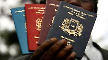 Visa-Freiheit für 54 Staaten: Afrika bekommt einheitlichen Pass