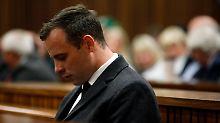 Richterin sieht mildernde Umstände: Pistorius muss sechs Jahre ins Gefängnis