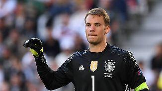 Promi-News des Tages: Manuel Neuer will Ja sagen