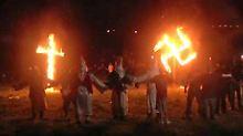 Hakenkreuze und radikale Lieder: Ku-Klux-Klan hat vier deutsche Gruppen
