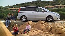 Freund von Familie und Fahrer: Mazda5 gebraucht günstig zu haben
