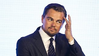 Promi-News des Tages: Leonardo DiCaprio lacht sich neues Model an