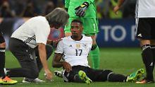 Bundesligastart nicht gefährdet?: Boateng-Verletzung bleibt verwirrend