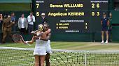 Wimbledon-Wunder gegen Williams: Spektakuläre Kerber macht ihren Traum wahr