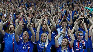 Kleine Nationen ganz groß: Diese Fans machten die EM zu etwas Besonderem