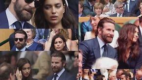 Promi-News des Tages: Beim Wimbledon-Finale gibt's Zoff auf der Promi-Tribüne