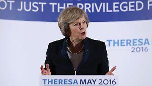 Themenseite: Theresa May