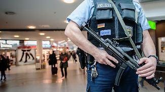 Studie listet Ängste auf: Deutsche fürchten am meisten Terrorismus