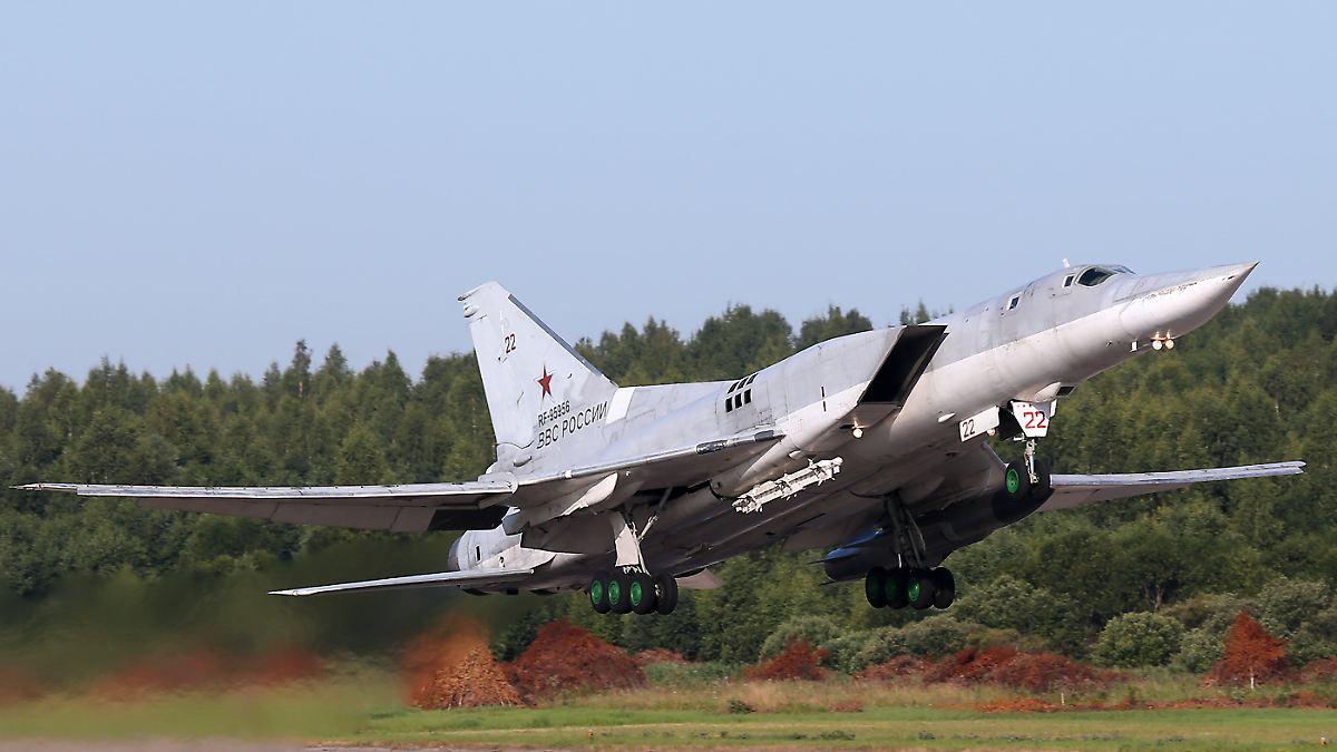 Moskau rächt sich mit Luftangriffen am IS