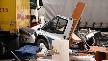 Schweres Unglück in Nordhessen: Familie stirbt bei Unfall auf der A7