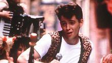 Broderick 1986 als Ferris Bueller.