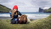 Sheep View statt Street View: Schafe filmen die Färöer Inseln