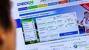 Urteil gegen Check24: Vergleichsportale müssen transparenter werden