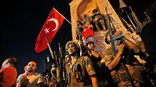 Ein Jahr Putschversuch: Eine Nacht, die die Türkei veränderte