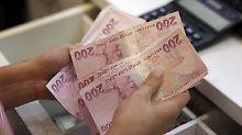 Putschversuch niedergeschlagen: Türkische Lira erholt sich