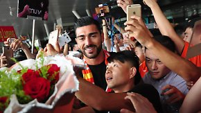 Auf dem Weg zur Fußball-Macht: China wildert in europäischen Top-Klubs