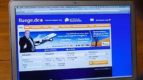 Fluege.de- und Ab-in-den-Urlaub-Betreiber: Unister meldet nach Tod von Gründer Thomas Wagner Insolvenz an