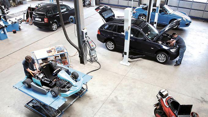 Es gibt kaum ein Fahrzeug, das sich mit den Kreisel-Akkumulatoren nicht elektrifizieren ließe.