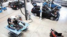 Es gibt kaum ein Fahrzeug, dass sich mit den Kreisel-Akkumulatoren nicht elektrifizieren ließe.