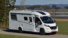 Erstmals bietet Dethleffs für die Globebus-Baureihe das Modell GT an.