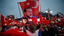 """Ausnahmezustand und """"Säuberungen"""": Wie sich Erdogan seiner Gegner entledigt"""