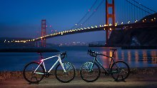 Das Start-up Volata Bike hat seinen Sitz in San Francisco.