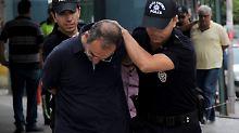 """""""Schläge und Vergewaltigung"""": Amnesty: Türkei foltert Häftlinge"""