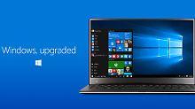 Noch eine Woche Gratis-Upgrade: Umstieg auf Windows 10 - so geht's