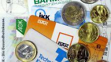Barmer-Chef ist sich sicher: Kassen-Beiträge steigen weniger stark