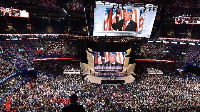 Die viertägige Dauerwahlkampfparty der Republikaner ist zu Ende.