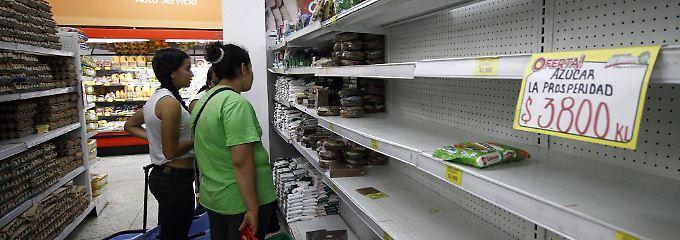Versorgungskrise in Venezuela: McDonald's nimmt Big Mac von der Karte