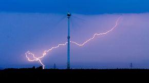 Ostseeurlauber im Wetter-Glück: Von Ostfriesland bis zu den Alpen bilden sich Gewitter