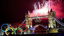 Nachtests zu London und Peking: IOC überführt 45 weitere Olympia-Doper