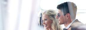 """Mario Gomez und Carina Wanzung: Sie haben """"Ja"""" gesagt"""