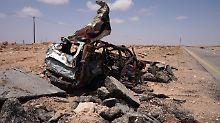 Teilzeitkämpfer gegen Dschihadisten: Triumph der Milizen über IS in Libyen ist nah