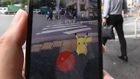 Augen auf bei der Monsterjagd: Pokémon? Wo?