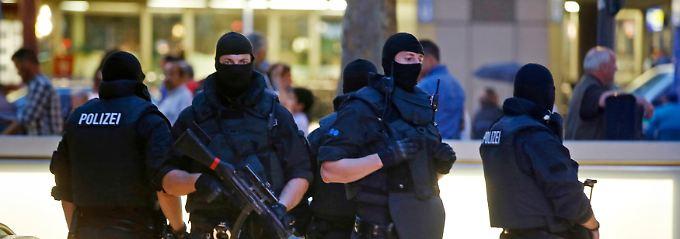 Amoklauf mit zehn Toten: Das ist in München geschehen