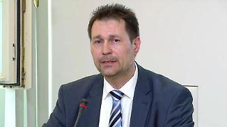 """Oberstaatsanwalt zur Obduktion des Täters: """"Wir gehen davon aus, dass es sich um Suizid handelt"""""""
