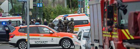Amok-Nacht von München: Bundesregierung erwog Einsatz der Bundeswehr