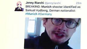 """Fake-Fotos und falscher Alarm in München: """"Die sozialen Netzwerke sind ein großes Problem"""""""